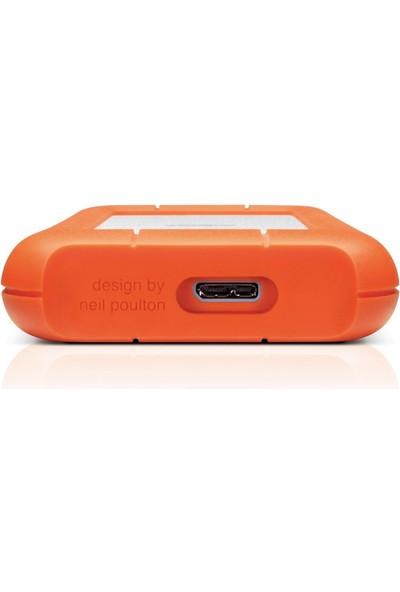 """Lacie Rugged Mini 1TB USB3.0 2.5"""" Taşınabilir Disk LAC301558"""