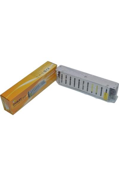 OOKAY 12V 5A 60 Watt Kamera Adaptörü (Slim)