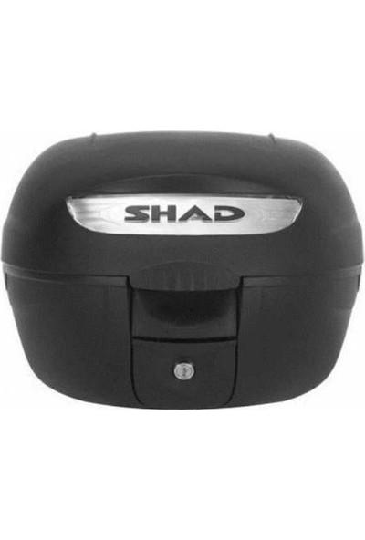 Shad Motor Çantası Shad 26 Lt Siyah