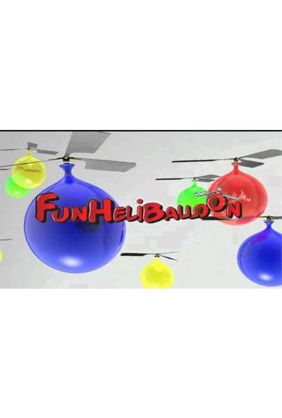 Başel Fun Heli Balon