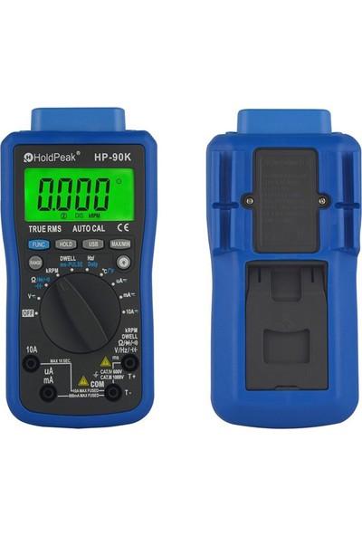 Holdpeak 90K Dijital Motor Analizörü