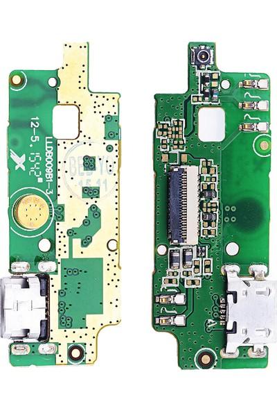 Ally General Mobile Discovery 4G Orj Şarj Soket Mikrofon Bordu