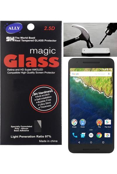 Ally Huawei Nexus 6P Ekran Koruyucu