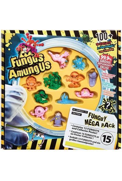 """Fungus Amungus Seri 1 15""""Li Koleksiyon Figür Seti"""