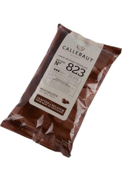 Callebaut Sütlü Damla Çikolata 823 (1 kg)