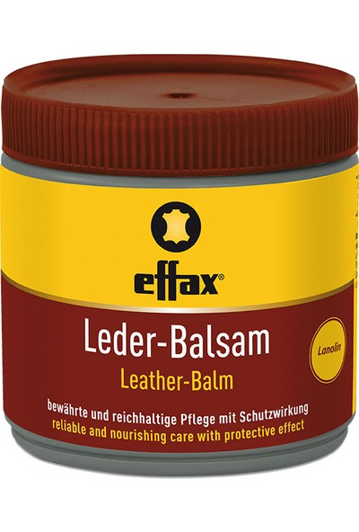 Lunay Effax Leder-Balsam Deri Yağı 500 ml