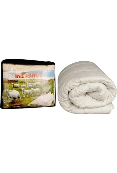 Soft Merinos Wool Çift Kişilik Yün Yorgan