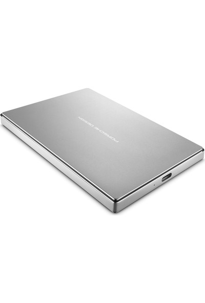 "Lacie Porsche Design P'9223 2TB 2.5"" USB 3.0 Type C Taşınabilir Disk STFD2000400"