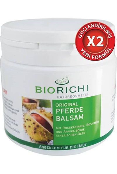 Biorichi At Kestanesi Balsamı 500ml