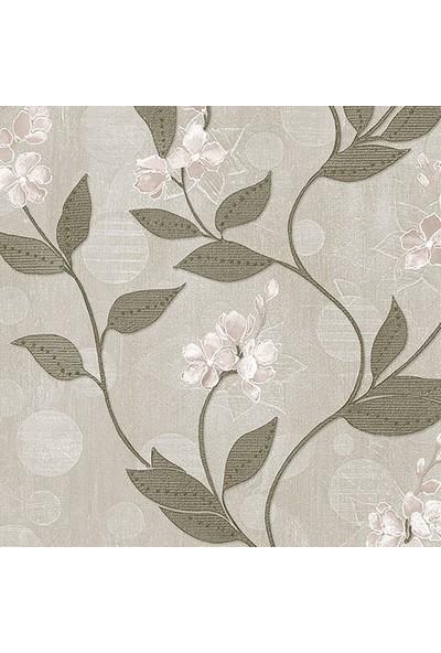 Dekor Vision 245-A Çiçekli Duvar Kağıdı
