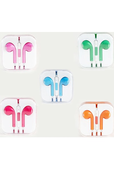 Gigasus Gg-Ear01 Renkli Kulak İçi Kulaklık
