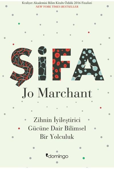 Şifa - Jo Marchant