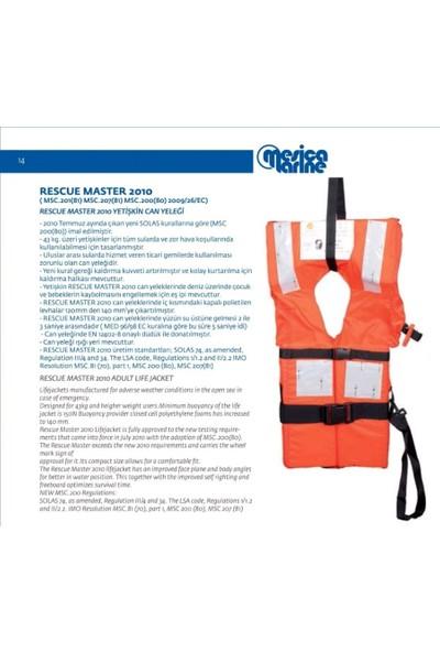 Mesica Rescue Master 2010 Yetişkin Solas Can Yeleği