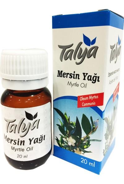Talya Saf Mersin Yağı 20 ml