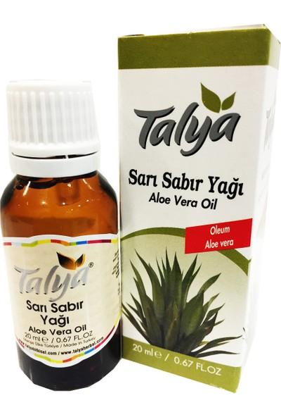 Talya Saf Sarı Sabır (Aloevera) Yağı 20 ml