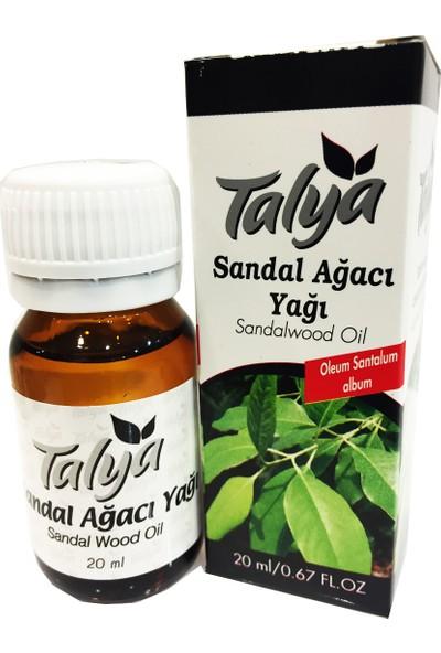 Talya Saf Sandal Ağacı Yağı 20 ml