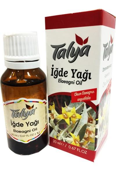 Talya Saf iğde Yağı 20 ml