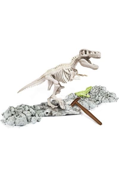 Clementoni T-Rex Flaresan Arkeolojik Kazı Seti