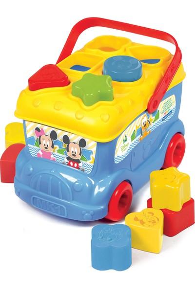 Clementoni Disney Baby Mickey Bultak Otobüs