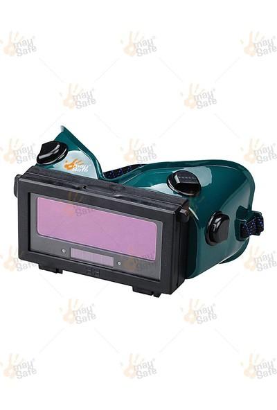 May Safe colormatik Maske Gözlük