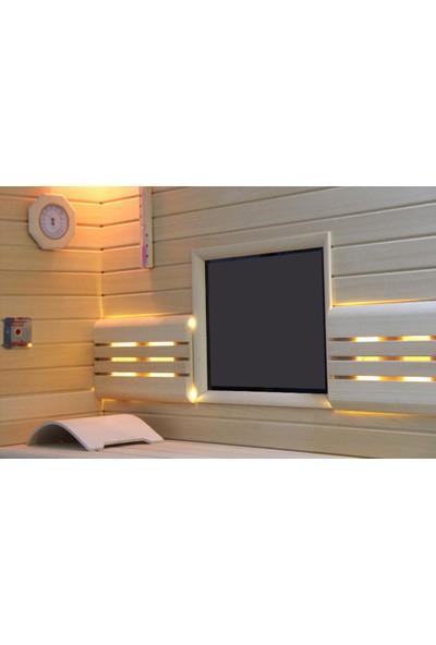 Envoy Spa Sauna Tv Camı
