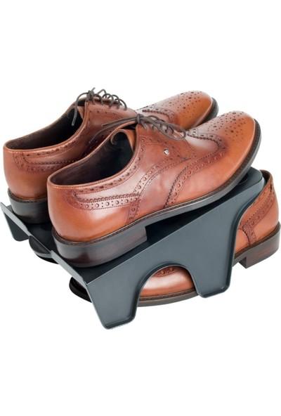 Ayakkabı Rampası 2 Çift Ayakkabı İçin