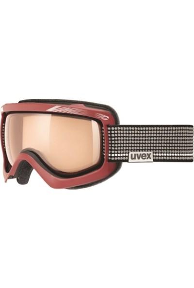 UVEX - Sioux Super Pro Black/Red dl/Vario - Kayak Gözlüğü Siyah/Kırmızı