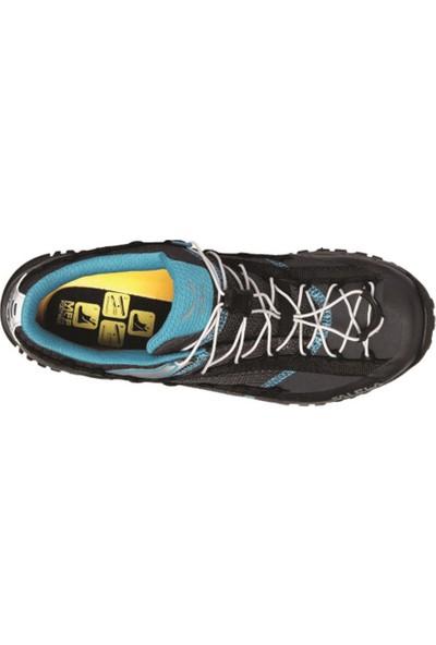 SALEWA - Ws Speed Ascent Ayakkabı Gri