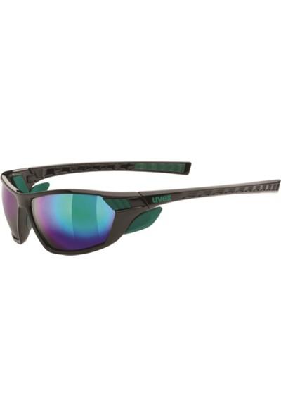 UVEX - Sportstyle 307 Black/Green Gözlük