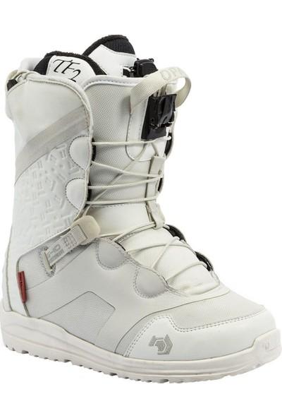 Northwave Opal White Snowboard Ayakkabısı