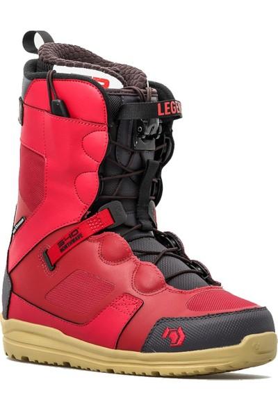Northwave Legend Dark Red Snowboard Ayakkabısı
