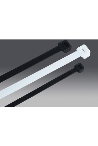 Entes Ts1-1-76300N 7 6X300Mm Kablo Bağı Beyaz