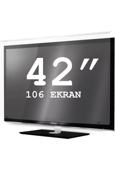 """Mobays Tv Ekran Koruyucu 109 Ekran - (43"""" inch) Tv Koruyucu TEK - 3043"""