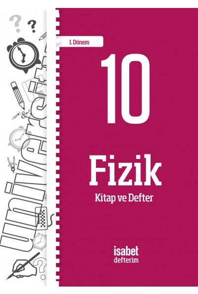 İsabet 10.Fizik Kitap-Defter