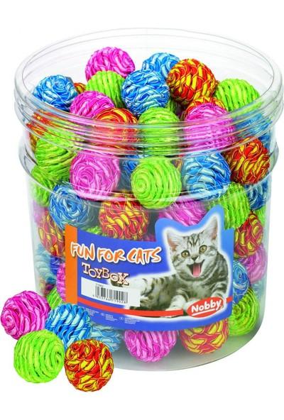 Nobby Kedi Örgü Topu 3.5 cm 1 Adet