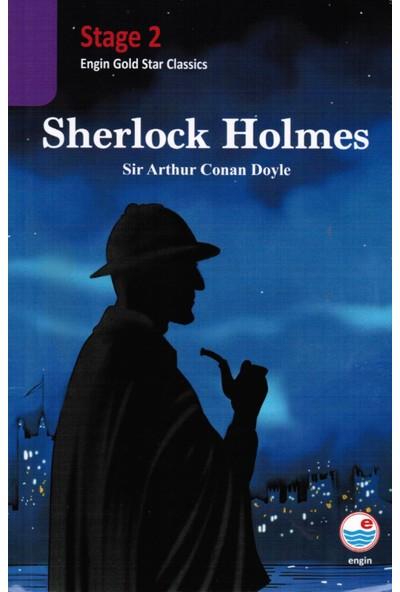 Sherlock Holmes Cd'Li (Stage 2) - Sir Arthur Conan Doyle