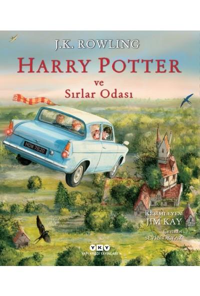 Harry Potter Ve Sırlar Odası - ( Resimli Özel Baskı )J. K. Rowling