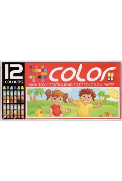 Colorbank 12 Renk Pastel Boya