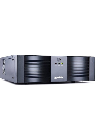 Powerful PLC-1000 1000VA CCTV Line Interactive Ups Kesintisiz Güç Kaynağı