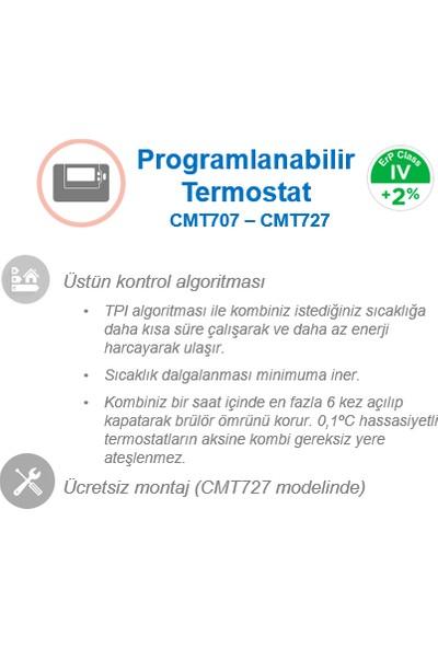 Honeywell Haftalık Programlı Kablolu Oda Termostatı CMT707A1011