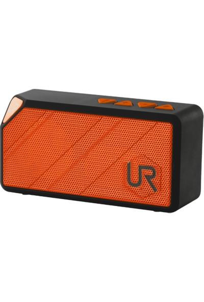 Trust Urbanrevolt 19855 YZO Wireless Speaker Turuncu