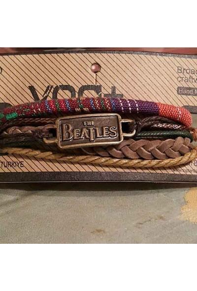 Voq+ The Beatles Bileklik