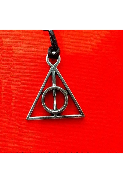 Gensa Harry Potter Kolye