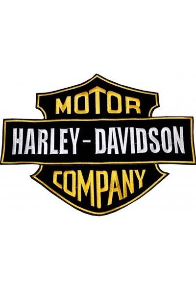 Moda Roma Harley-Davidson Büyük Boy Arma