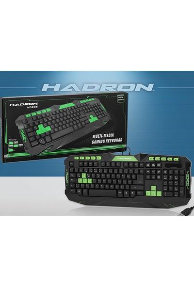 Hadron Hd835 Oyuncu Keyborad Ergonomic Tasarım Klavye