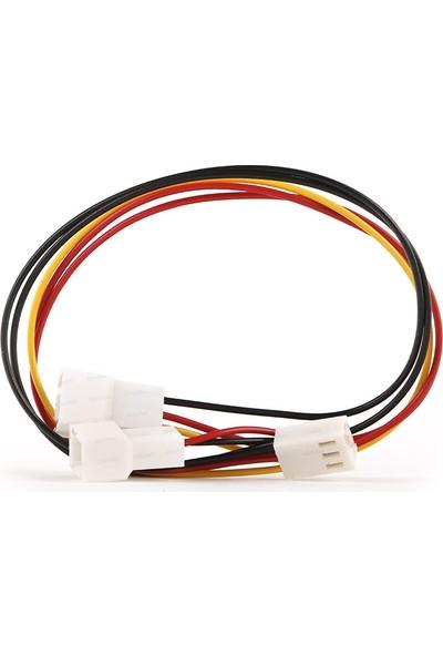 Dark Çift Çıkışlı 3Pin Fan Çoklayıcı Kablo (DK-CB-P204)