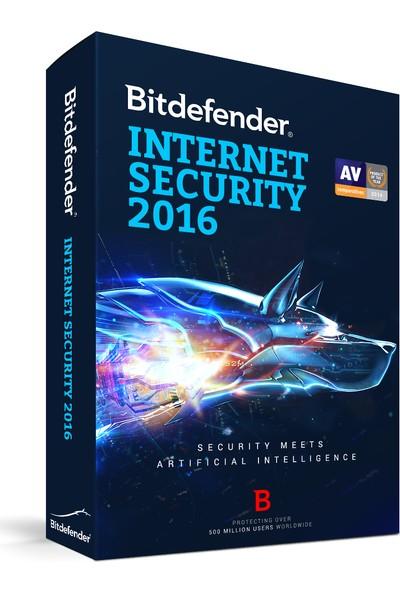 Bitdefender Internet Security 2016 – 3 Kullanıcı