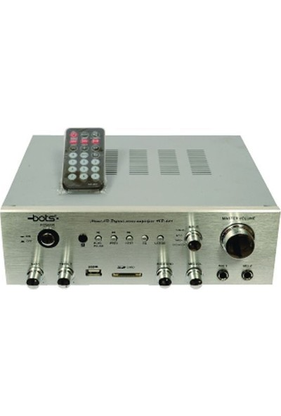 Bots Bt-601 Stereo Amfi