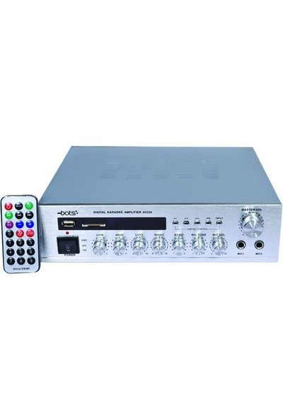 Bots Bt-002 Stereo Amfi