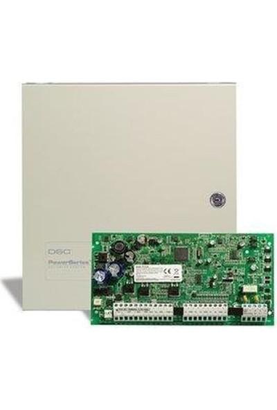 Dsc Pc 1616 Alarm Paneli + Küçük Metal Kabinet